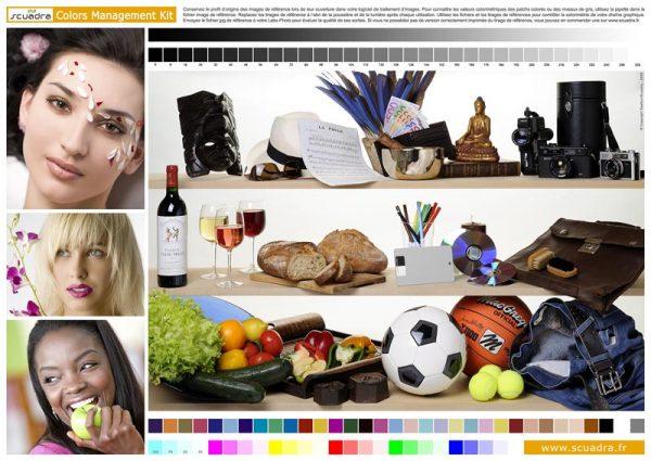 Scuadra Color Refence Kit